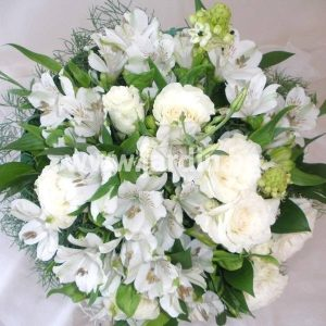 Bouquet White elegance