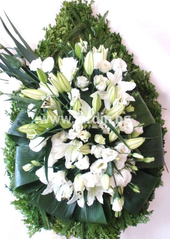 white-funeral-cross-spray