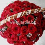 """101 рози """"Подкупваща изтънченост"""""""