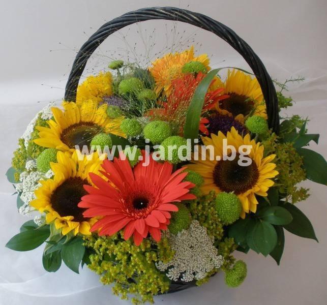 кошници цветя бургас (3)