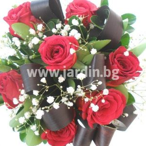 Roses and kordyline