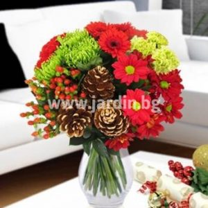 Christmas arrangement №9