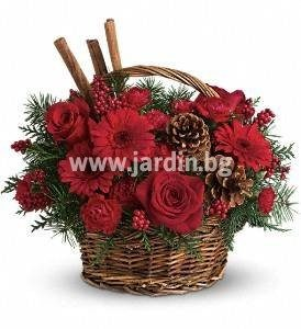 Christmas arrangement №8