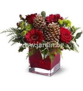 Christmas arrangement 10