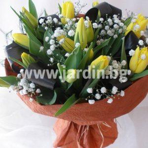 "bouquet of tulips ""amazing"""