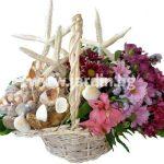 Цветя и морски копнеж