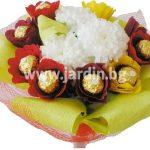 Цветя и бонбони