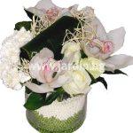 Съвършените Бели Цветя
