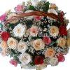 Кошница В плен на розите