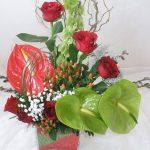 Рози и екзотика