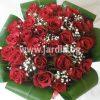 With love, 27 рози