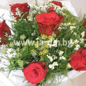 Bouquet Roses №7