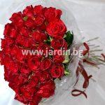 """букет от рози """"51 рози"""""""