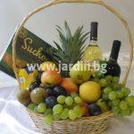 кошница с плодове 22