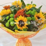 """Bouquet of sunflowers """"Sunny Day"""""""