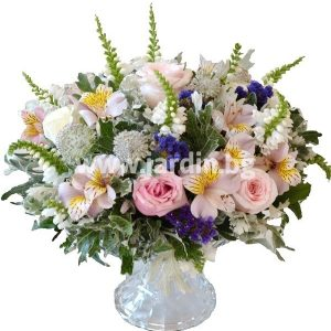 Цветя във ваза