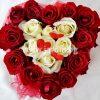 аранжимент с рози №2