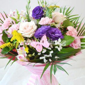 """букет """"Красиви цветя"""""""