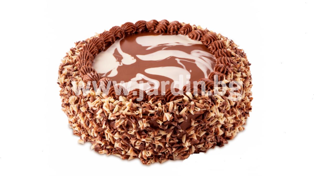 торта-шоколадова
