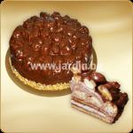 cake eclairs
