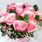 "bouquet ""Pink Roses"" №1"
