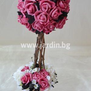 трайна аранжировка с рози