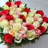 Сърце с рози №9