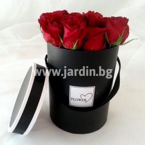 Рози в кутия №1