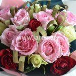 Букет рози №6