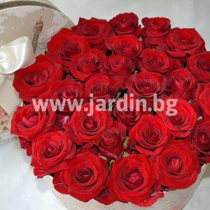 Рози в кутия №2