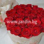 Розы в коробке №2