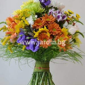 "Bouquet ""Bright colors"" №2"