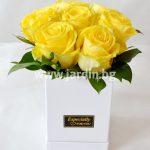 Рози в кутия №13