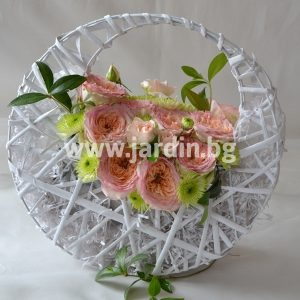 Arrangement Roses  №5