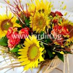 Arrangement Sunflowers