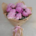 Bouquet Peonies №4