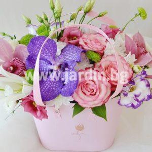цветя в кутия №3