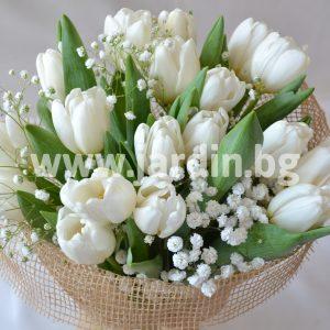 bouquet of tulips №14
