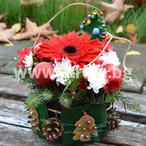 Christmas arrangement 28