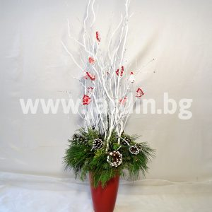 Christmas arrangement 27