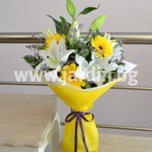 Bouquet Lilium №8