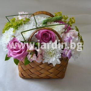 Flower basket №2