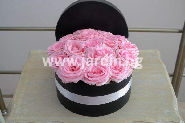 Рози В Кутия №27