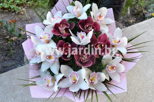 Букет Орхидеи №3