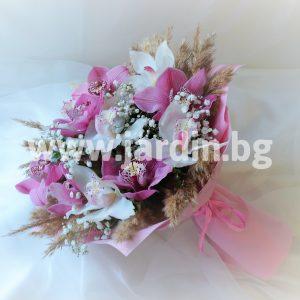 Bouquet Orchids №4