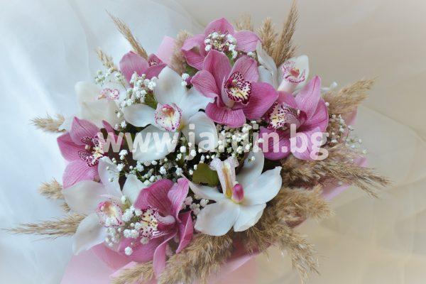 Букет Орхидеи №4