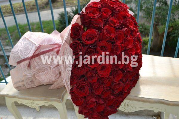 Букет Червени Рози №11