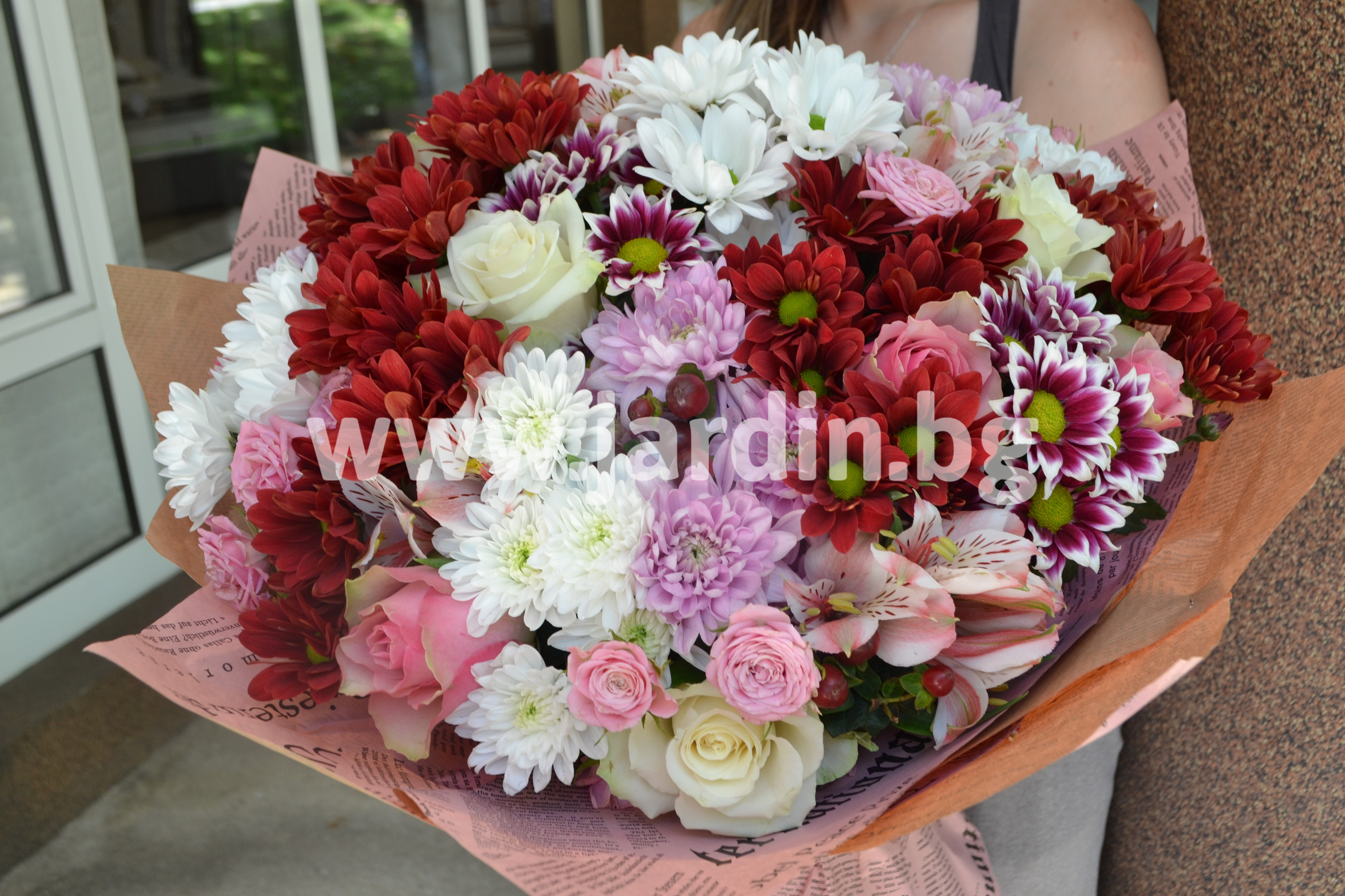 букет-рози-хризантеми (8)