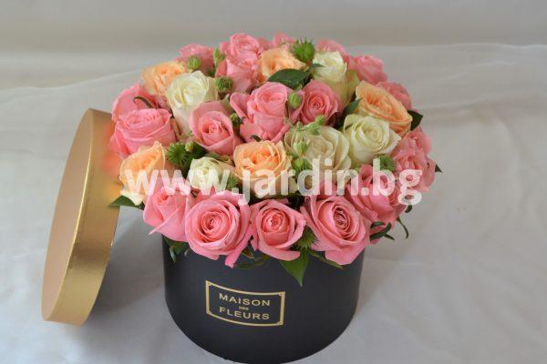 Рози В Кутия №29